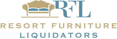 Resort Furniture Liquidators Logo